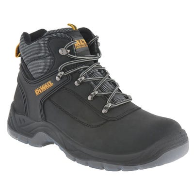 Dewalt Laser Hiker Boot Black