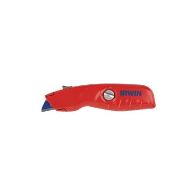 Irwin Safety Retractable Knife