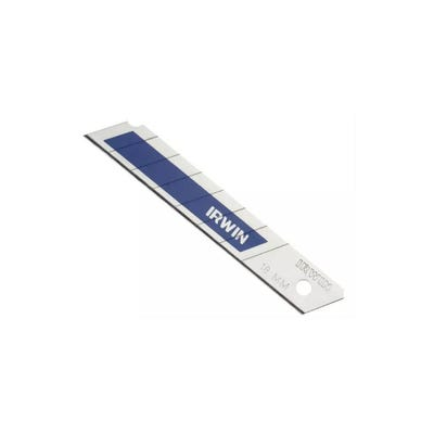 Irwin 18mm Blue Snap Off Blades Pack of 5