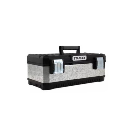 Stanley 23'' Galvanised Metal Toolbox 1-95-619