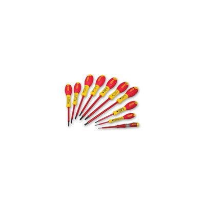 Stanley Fatmax Screwdriver Set Insulated 10 Piece Par/Flared/Pozi