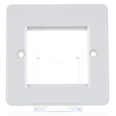 MK 2 Module Euro Plate White K182WHI