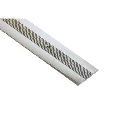 Silver Standard Cover Strip Profile 2700mm