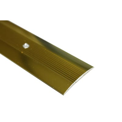 Gold Standard Cover Strip Profile 2700mm
