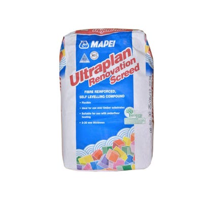 Mapei Ultraplan Renovation Screed 25Kg