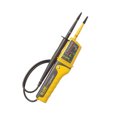 Di-LOG Voltage & Continuity Analogue Tester