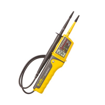 Di-LOG Voltage & Continuity Digital Tester