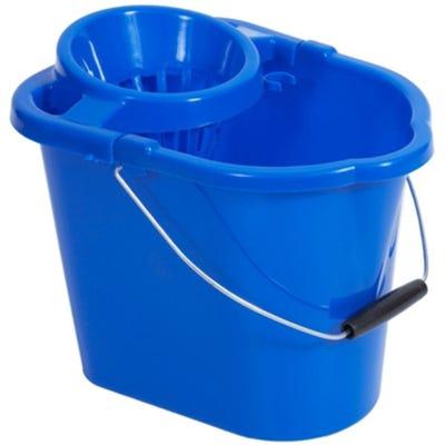 Plastic Mop Bucket 12L