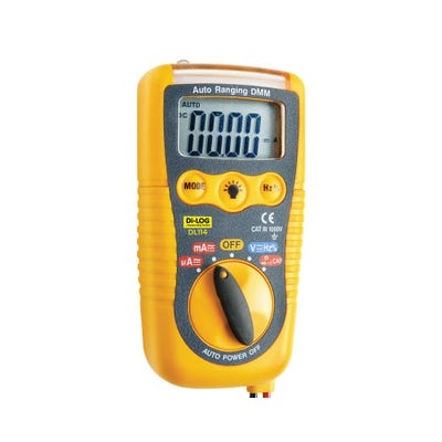 Di-LOG Multi-Tester 3 IN 1 With Non Contact Voltage Tester