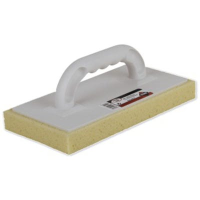 Rubi Plastic Grout Float With Sponge