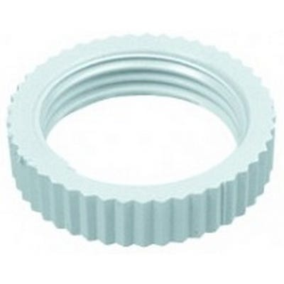 Conduit Locking Ring White 25mm