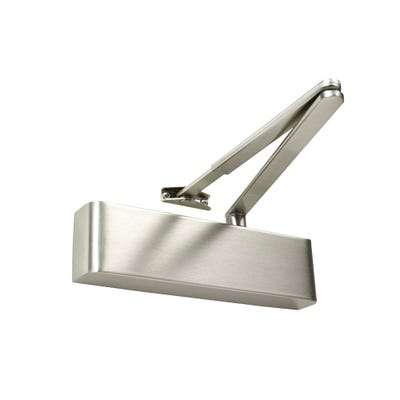 Rutland Door Closer EN2-5 & Satin Nickel Cover