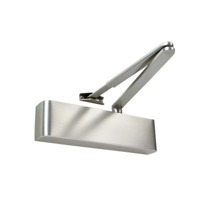 Rutland Door Closer EN2-5 & Cover Satin Stainless Steel
