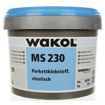Wakol MS230 Engineered Wood Floor Adhesive 18kg