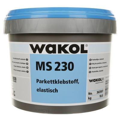 Wakol MS230 Engineered Wood Floor Adhesive 18kg