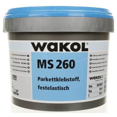 Wakol MS260 Plus Engineered Wood Floor Adhesive 18kg