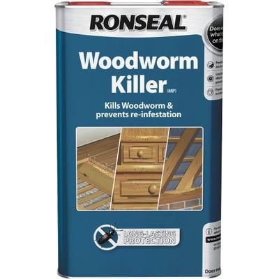 Ronseal Woodworm Killer 5L