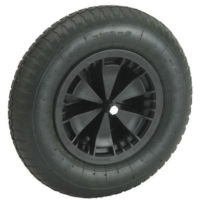 Pneumatic Tyre And Wheel