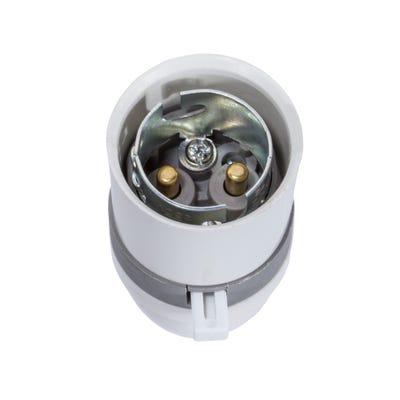 BG Nexus Push Bar Switched Lamp Holder 252