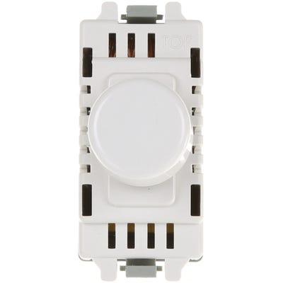 BG Nexus 400W 2 Way Push Dimmer Switch GD400-01