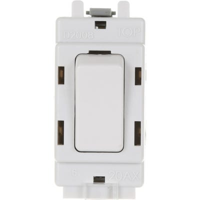 BG Nexus Grid 20A 20AX Intermediate Light Switch G13-01