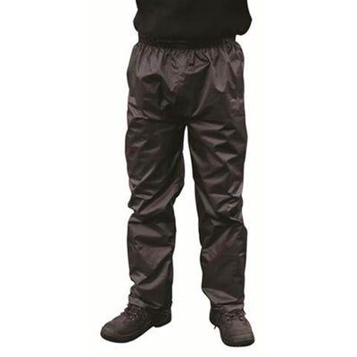Blackrock Cotswold Waterproof Trousers Black Large
