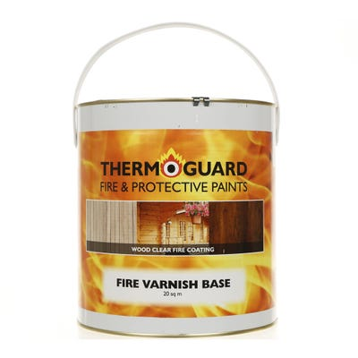 Thermoguard Fire Varnish Base Coat (20 SQM)