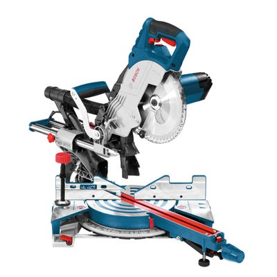 Bosch GCM8SJL2 Professional 8'' Sliding Compound Mitre Saw 240V & Stand