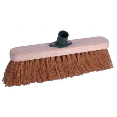 ProDec Soft Sweeping Broom Head 12''