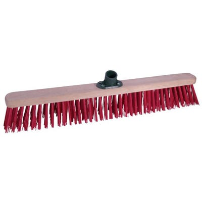 ProDec Synthetic Sweeping Broom Head 600mm (24'')