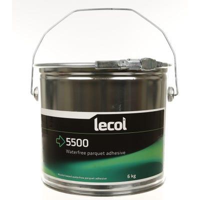 Lecol 5500 Wood Floor Adhesive 6kg