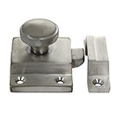 Frelan Door Catch 27mm x 41mm Satin Chrome