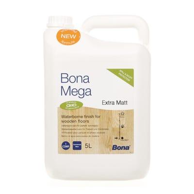 Bona Mega Extra Matt Lacquer 5L