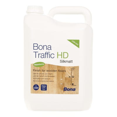 Bona Traffic HD Silk Matt Lacquer 4.95L