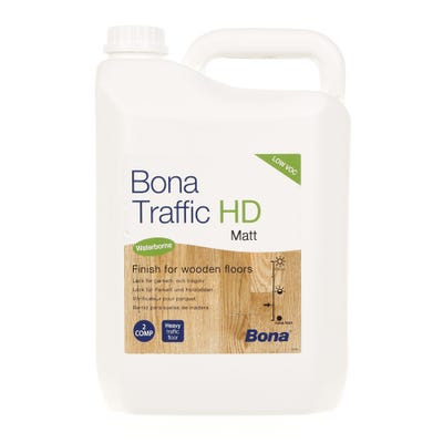 Bona Traffic HD Matt Lacquer 4.95L