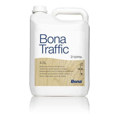 Bona Traffic HD Extra Matt Lacquer 4.95L
