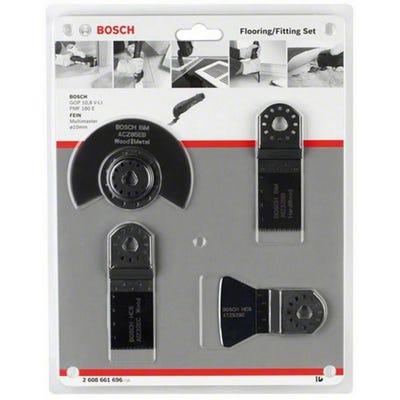 Bosch Multitool GOP Flooring Set Pack of 4