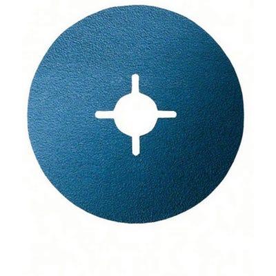 Bosch Fibre Sanding Disc 115 x 22mm G120