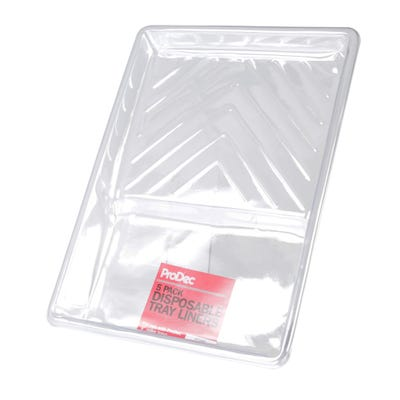 ProDec 9'' Disposable Roller Tray Liner Pack of 5