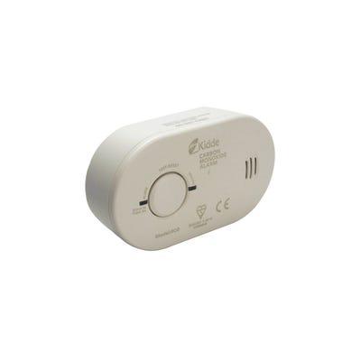 Kidde Compact Carbon Monoxide Alarm With Alkaline Batteries 5COLSB