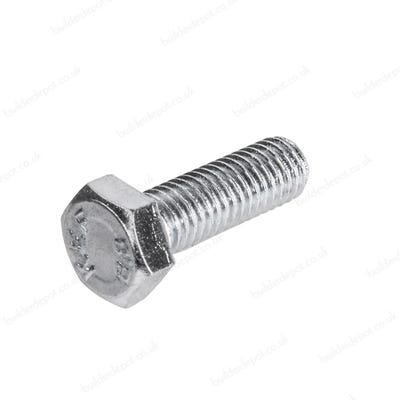Speed Pro M8 Diameter BZP Hexagon Head Set Screws