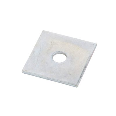 Speed Pro M12 Zinc Square Plate Washer 50mm Pack of 50