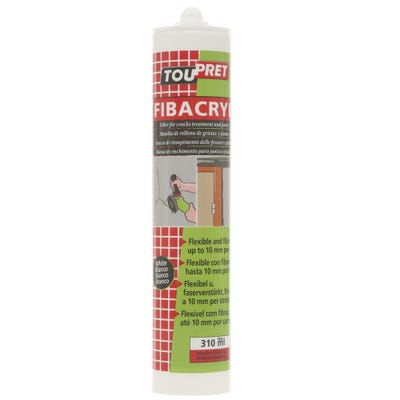 Toupret Fibacryl Flexible Filler 310ml