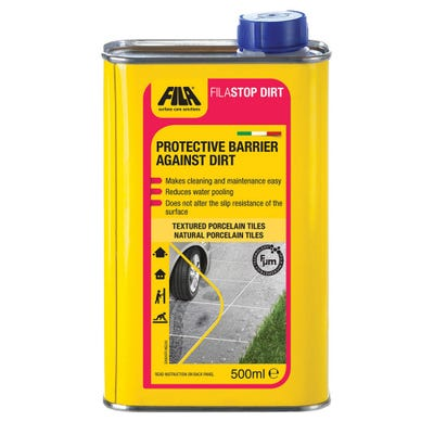 Fila Stop Dirt Protective Barrier For Porcelain Tiles 500ml