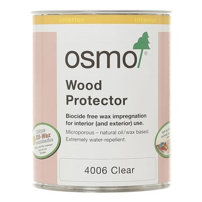 Osmo Wood Protector Clear 750ml