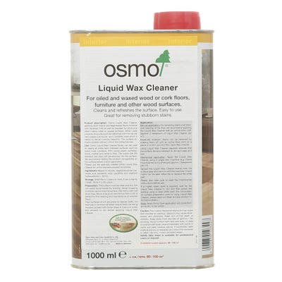 Osmo Liquid Wax Cleaner 1L