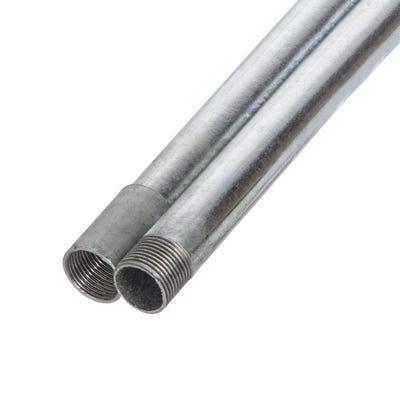 Galvanised Steel Conduit 20mm x 3m