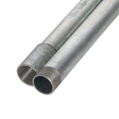 Galvanised Steel Conduit 25mm x 3m