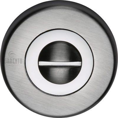 Sorrento Bathroom Turn & Release Satin Chrome