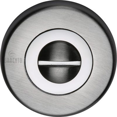 Sorrento Bathroom Turn & Release Satin Chrome